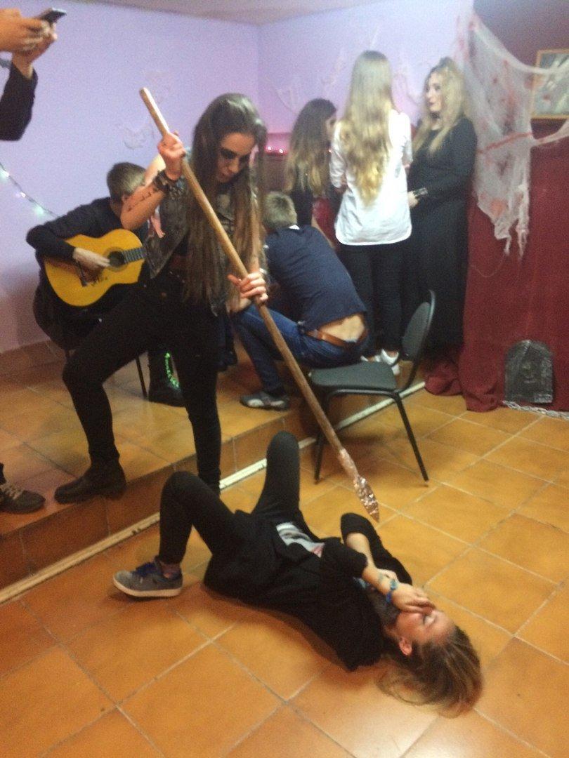 Helloween в Школе рока 2017